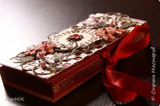 Добрый день мастера и мастерицы !!!! Поздравляю  Мастериц с наступающим Женским Днем !!!! Желаю море тепла, любви и нежности !!!! Чудесного настроения, счастья и улыбок !!!!  Выставляю немного новых работ в разных техниках. Парочка коробочек конфет ко дню рождения.... фото 32