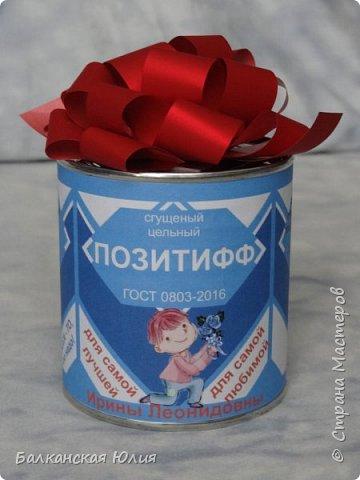 Спасибо огромное Оксане http://stranamasterov.ru/node/1005166 за идею, шаблоны, за помощь.  Дамы были довольны.  Очень креативный, недорогой, весёлый получился подарочек.   И простой в изготовлении. Оксана-ты чудо!!! фото 5