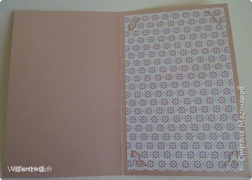 Три открытки к 8 марта на заказ. Размер 18 см на 14 см. Основа плотный картон. фото 5