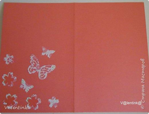 Три открытки к 8 марта на заказ. Размер 18 см на 14 см. Основа плотный картон. фото 8