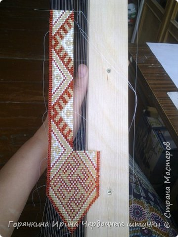 Коврик, связанный из джутовой нити, достаточно большой... фото 3
