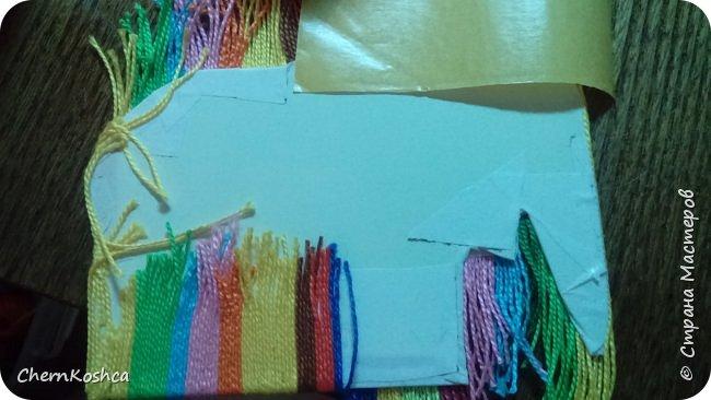 Вот такого РастаМамонта я делала специально для конкурса к фестивалю Брянский Мамонт! Делала я его в своей любимой технике, расскажу подробнее) фото 7