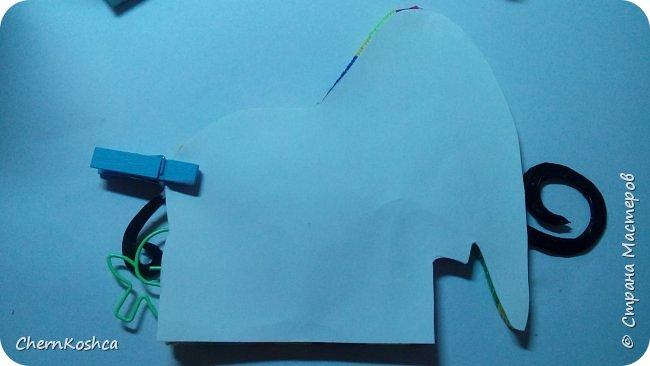 Вот такого РастаМамонта я делала специально для конкурса к фестивалю Брянский Мамонт! Делала я его в своей любимой технике, расскажу подробнее) фото 24