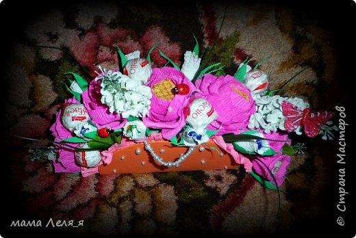 Свит дизайн...сладкая сумочка для подруги фото 1
