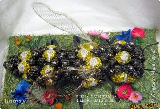 Пчела гигантская ))))) Подарок дедушке - пчеловоду. фото 5