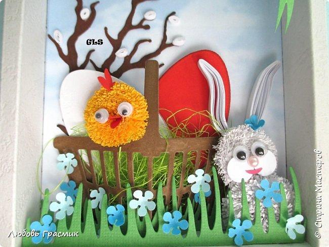 Цыпленок и пасхальный заяц-2 фото 4