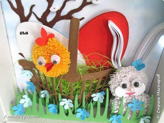 Цыпленок и пасхальный заяц-2 фото 5