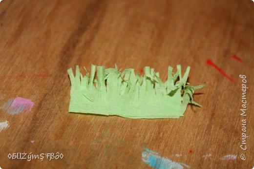 Привет всем кукольникам Страны Мастеров!Сделала я вот такой подарок для своих кукол и решила поделиться идеей с вами!Предлагаю вам сделать комнатный цветочек и крема для нежной кожи ваших кукол))) фото 12