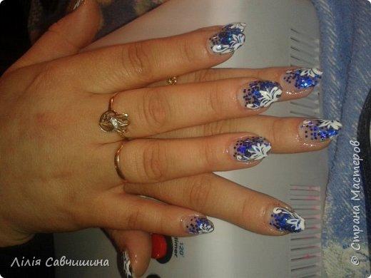 Мій перший досвід нарощування нігтів акрилом фото 3
