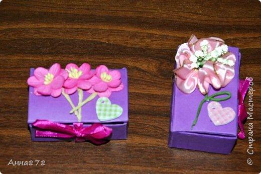 подарочные коробочки для презентов  фото 1