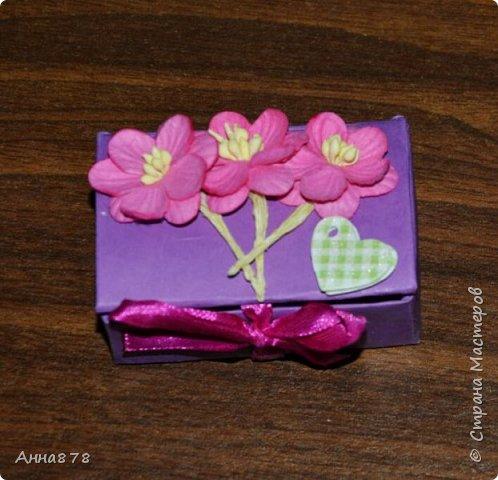 подарочные коробочки для презентов  фото 2