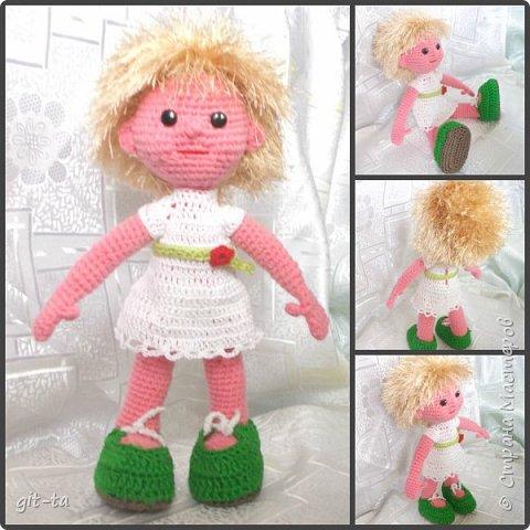 Куколки, которые нашли своих новых хозяев после выставки-ярмарки 13-14 февраля. Это Варя фото 9