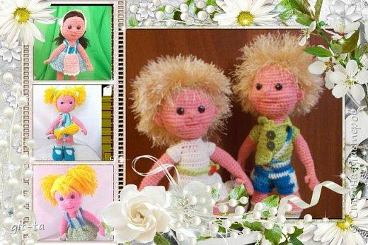 Куколки, которые нашли своих новых хозяев после выставки-ярмарки 13-14 февраля. Это Варя фото 11