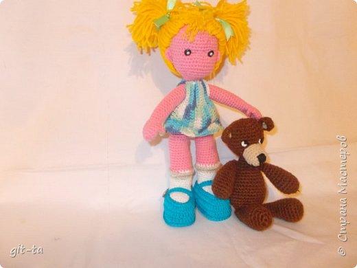 Куколки, которые нашли своих новых хозяев после выставки-ярмарки 13-14 февраля. Это Варя фото 5