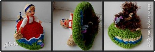 Куколки, которые нашли своих новых хозяев после выставки-ярмарки 13-14 февраля. Это Варя фото 7
