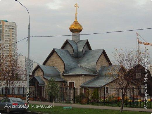 Церковь Усекновения Главы Иоанна Предтечи в Братеево (новая) фото 3