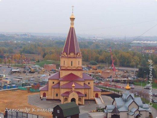 Церковь Усекновения Главы Иоанна Предтечи в Братеево (новая) фото 2