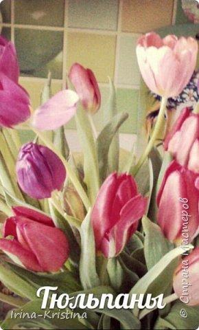 В детский сад срочно понадобилось сделать поделку, связанную с весной. Что более полно объяснит весну,как ни 8 марта?!))) Поэтому 8 КА сразу пришла на ум и,конечно же, цветы! фото 13