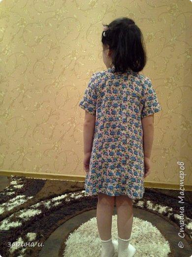 Сшила доче платье) фото 3