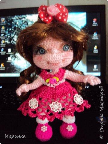 Здравствуйте! Представляю своих новых куколок (ну люблю я кукол). фото 5