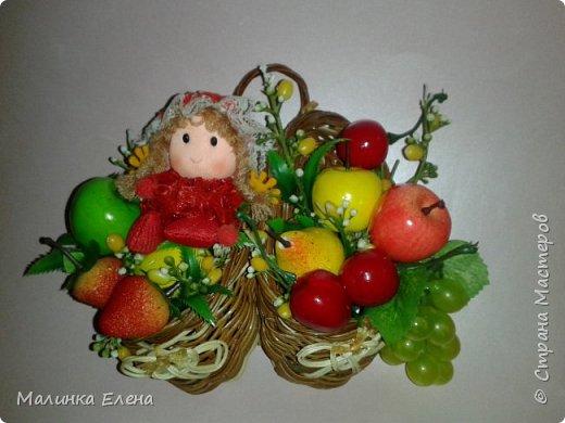 Сад, лес, грибы-ягоды))) фото 2