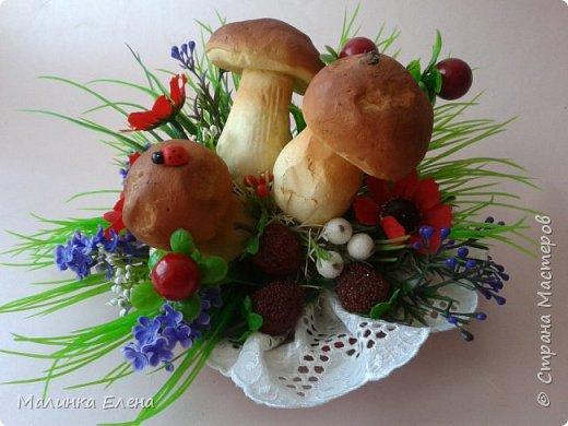 Сад, лес, грибы-ягоды))) фото 1