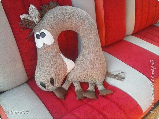 подушка- лошадка-а-а-а фото 1