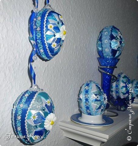 Дорогие жители волшебной Страны мастеров, сегодня я представляю вам мои новые артишоки моих любимых цветов - синие, бирюзовые и голубые, с розами и ромашками. Я делала их с огромным удовольствием и очень надеюсь, что они вам понравятся! фото 5