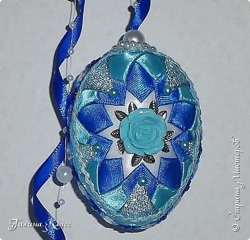 Дорогие жители волшебной Страны мастеров, сегодня я представляю вам мои новые артишоки моих любимых цветов - синие, бирюзовые и голубые, с розами и ромашками. Я делала их с огромным удовольствием и очень надеюсь, что они вам понравятся! фото 17