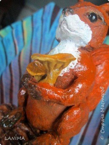 слепила в подарок,изначально хотела повторить уже сделаного когда то зайку топотуна,ну уж очень не люблю повторяться, хотя того зайца я подарила, кому уже даже не помню, но всё же делать что то новое всегда интересней. фото 4