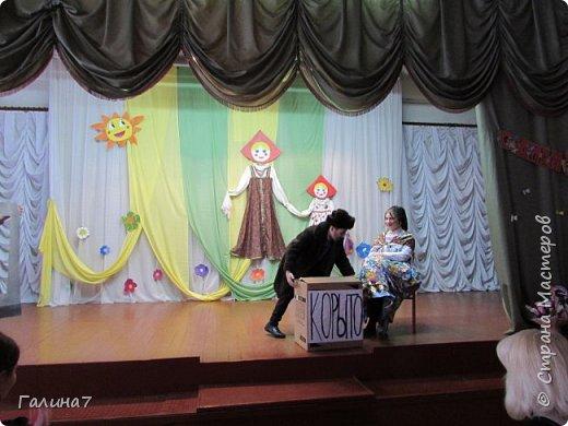 Наш актовый зал к 8 марта фото 5