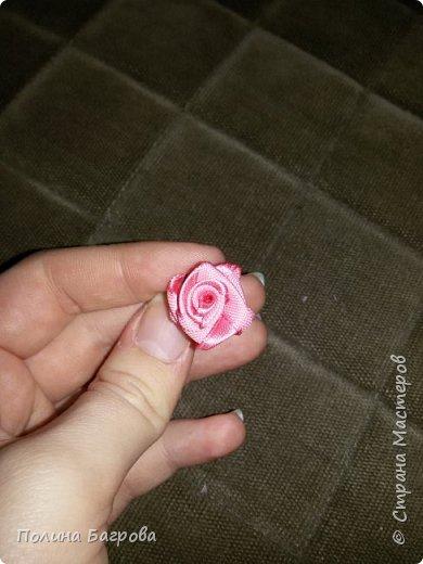 """Здравствуйте, сегодня представляю новую мою работу. Кулон """"Сердце розы"""" В конце кулон был обмотан проволокой с бисером, и все некрасивости сзади закрылись. фото 2"""