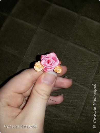 """Здравствуйте, сегодня представляю новую мою работу. Кулон """"Сердце розы"""" В конце кулон был обмотан проволокой с бисером, и все некрасивости сзади закрылись. фото 4"""
