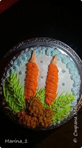 Рождественский тортик фото 2
