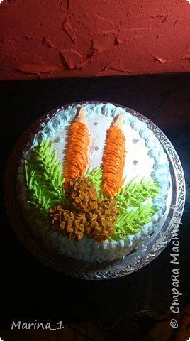 Рождественский тортик фото 3