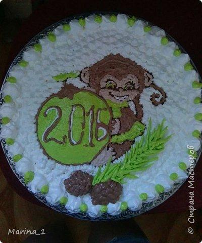тортик новогодний фото 2
