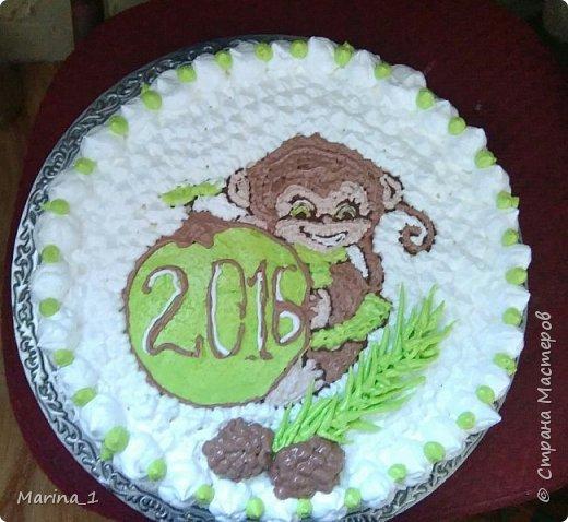тортик новогодний фото 3