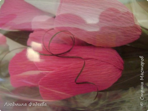 Дорогие мастерицы с 8 Марта!!! Настойчиво осваиваю свит-дизайн, сделала для своих близких тюльпанчики  по этому МК http://stranamasterov.ru/node/781808?c=favorite спасибо автору. фото 8
