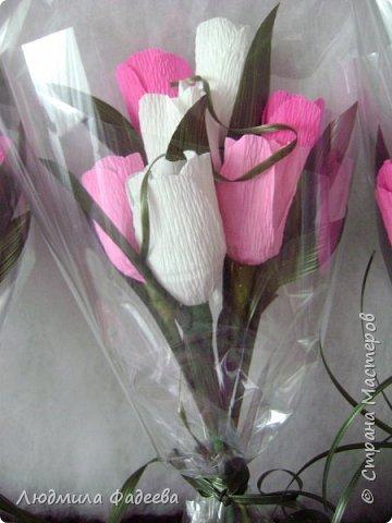 Дорогие мастерицы с 8 Марта!!! Настойчиво осваиваю свит-дизайн, сделала для своих близких тюльпанчики  по этому МК http://stranamasterov.ru/node/781808?c=favorite спасибо автору. фото 4