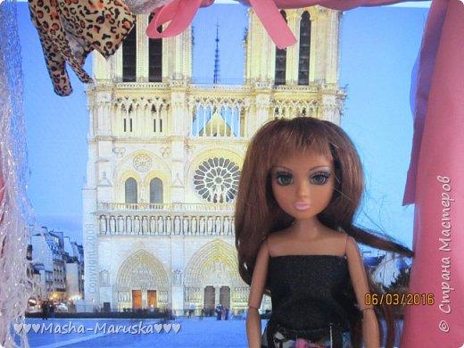 """Привет! Сегодня мы с Олесей решили сделать экскурсию по Парижу. Дальше передаю слово самой Олесе. -""""Привет! Начнём экскурсию! фото 3"""
