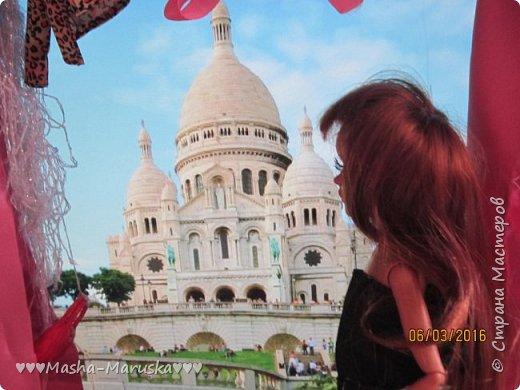 """Привет! Сегодня мы с Олесей решили сделать экскурсию по Парижу. Дальше передаю слово самой Олесе. -""""Привет! Начнём экскурсию! фото 4"""
