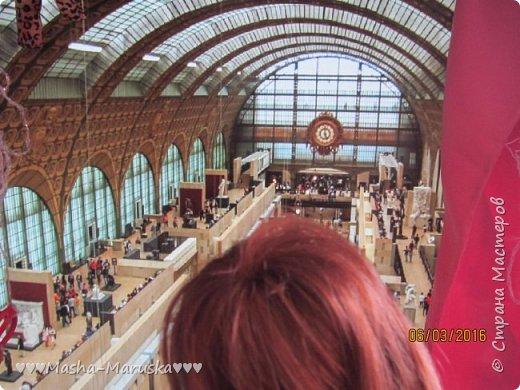 """Привет! Сегодня мы с Олесей решили сделать экскурсию по Парижу. Дальше передаю слово самой Олесе. -""""Привет! Начнём экскурсию! фото 7"""