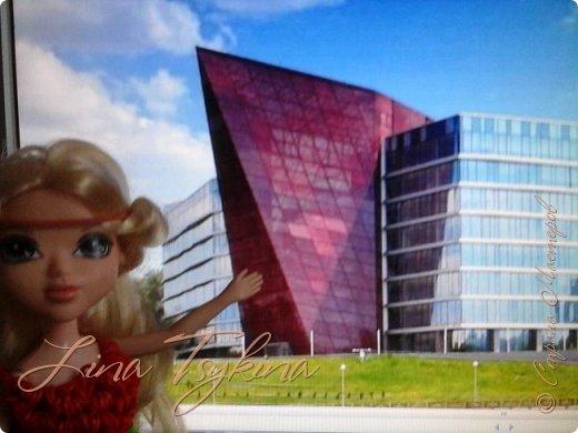 """Всем привет! Это моя работа на конкурс - """" Мировой тур """". Я решила провести по самым известным достопримечательностям города Минска. А начнем мы с цирка. фото 3"""