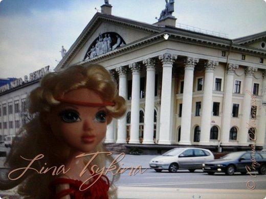 """Всем привет! Это моя работа на конкурс - """" Мировой тур """". Я решила провести по самым известным достопримечательностям города Минска. А начнем мы с цирка. фото 2"""