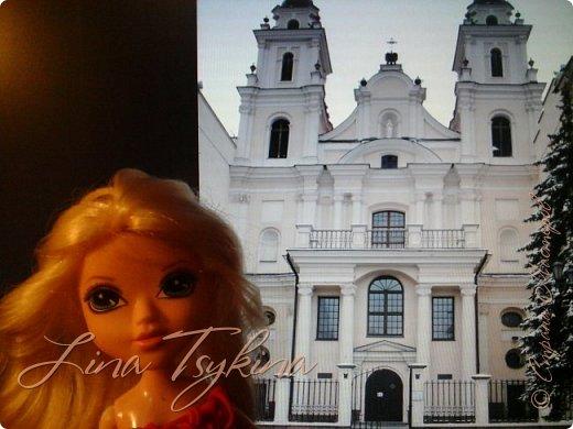 """Всем привет! Это моя работа на конкурс - """" Мировой тур """". Я решила провести по самым известным достопримечательностям города Минска. А начнем мы с цирка. фото 6"""