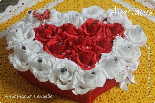 Сладкое сердце на 8 марта!! фото 3