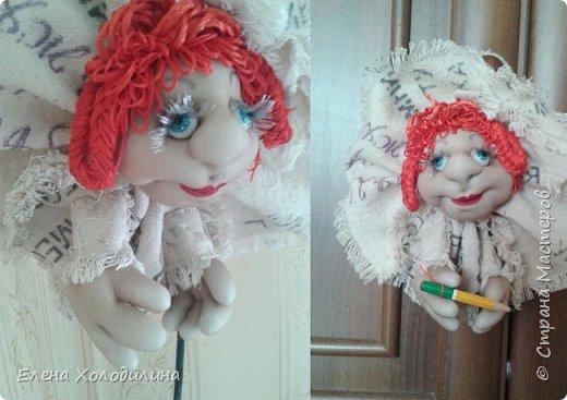 Снегурочка по МК Ирины Мокреевой. Не сильно горжусь результатом, но она нас порадовала.  фото 3