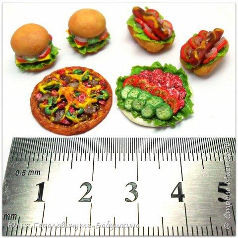 Попросили дети сделать им миниатюрную еду для игры с лего человечками)) фото 1