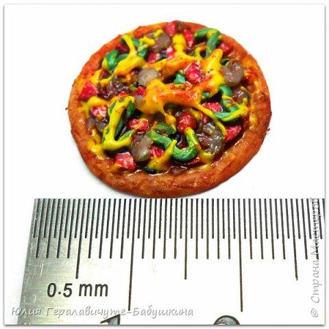 Попросили дети сделать им миниатюрную еду для игры с лего человечками)) фото 4
