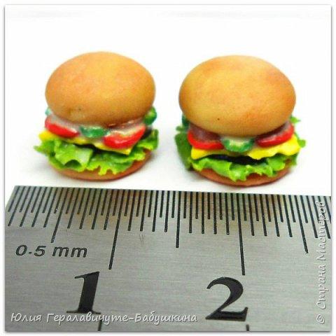 Попросили дети сделать им миниатюрную еду для игры с лего человечками)) фото 6